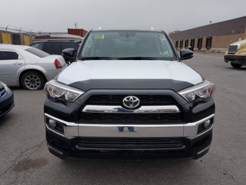 Toyota 4RUNNER 2017 Limited Black